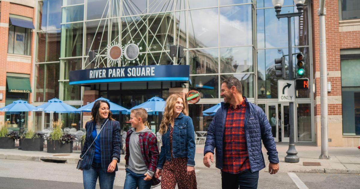 River Park Square Shop At River Park Square
