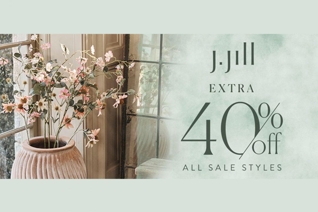 J Jill 40 off