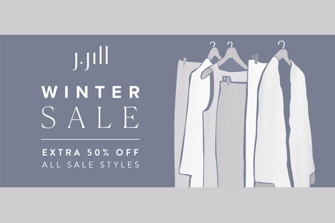 J Jill Winter Sale