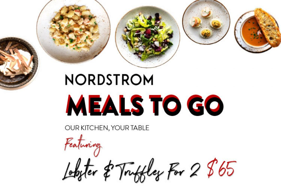 Nordstrom Meals to Go Web
