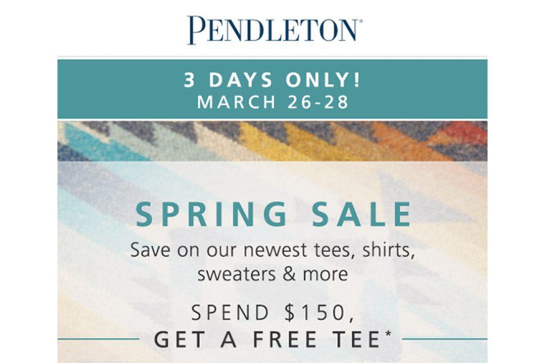 Pendleton Free Shirt
