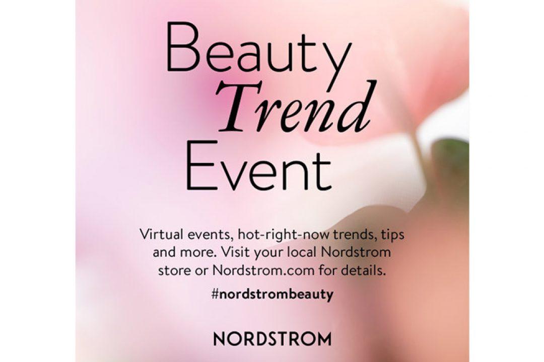 Web beauty event